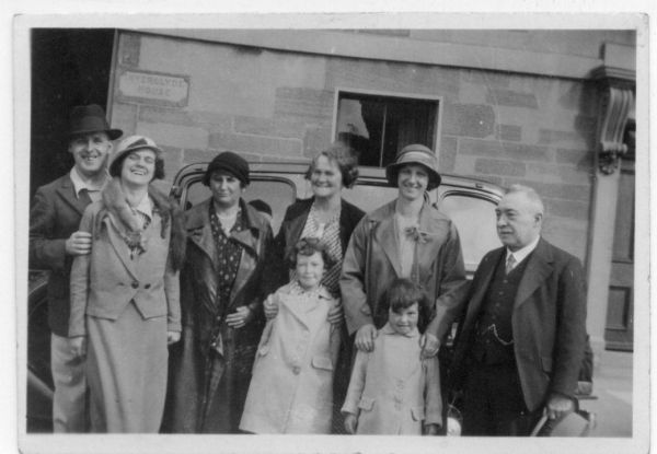 Family Group And Friends c.1932