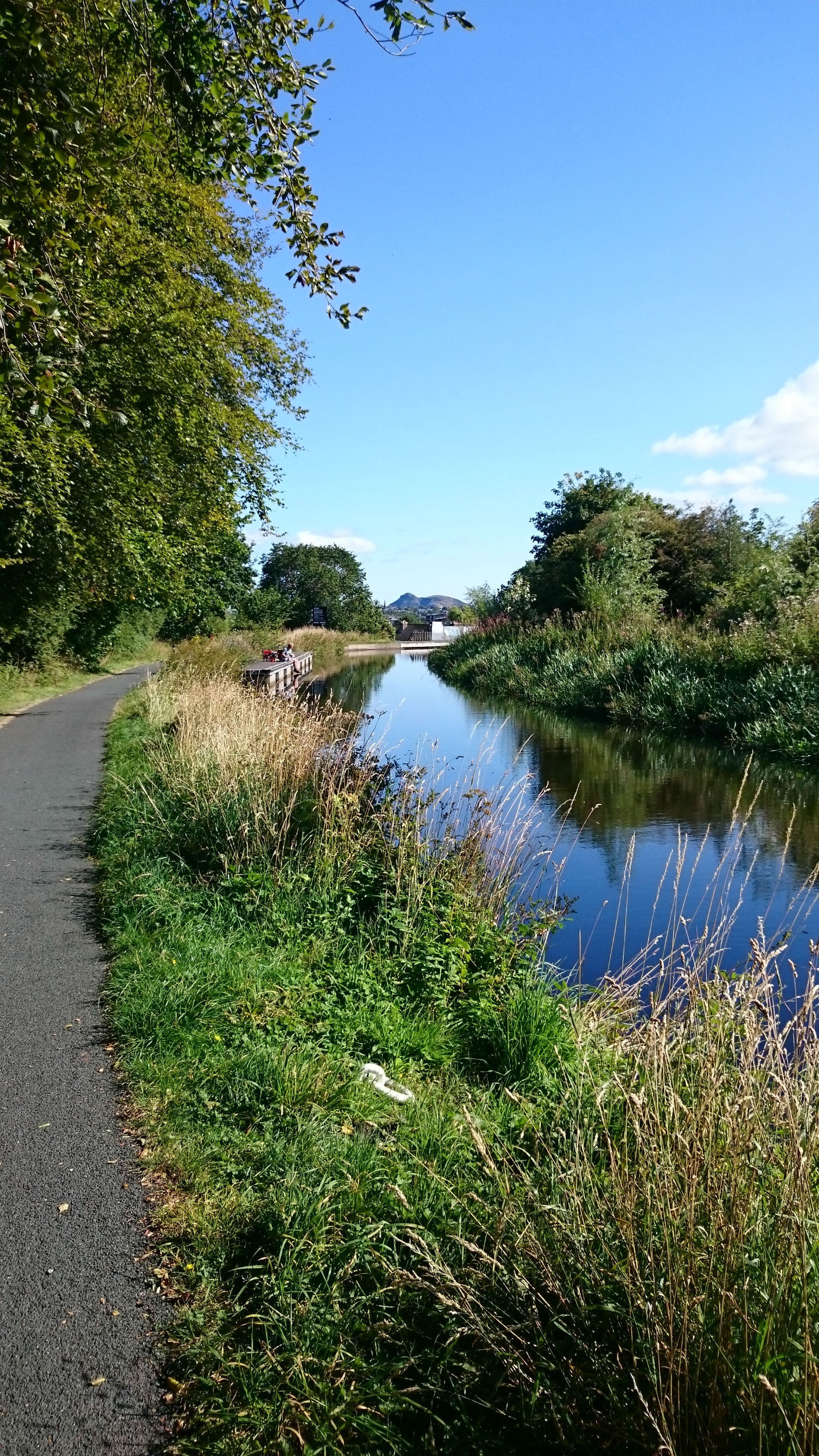 Union Canal near Water of Leith Centre