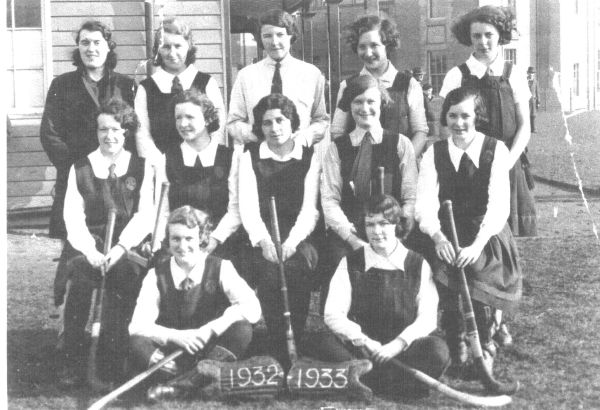 Portobello FP Hockey Team 1932/33