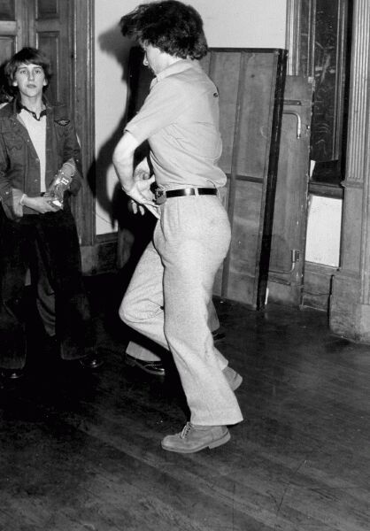 Northern Soul Dancer 1970s