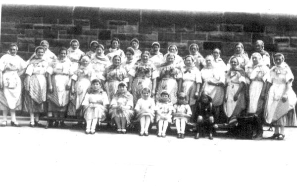 Newhaven Fishwives' Choir 1930s