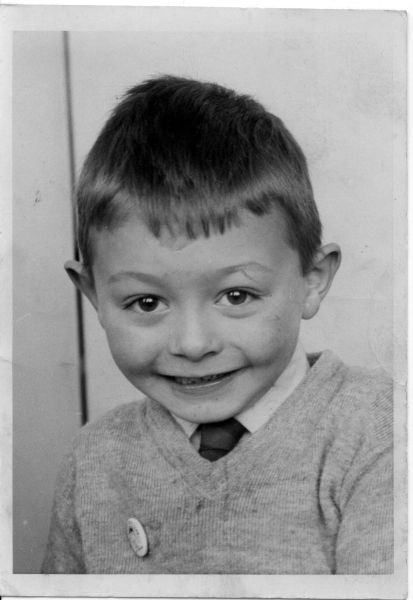School Photograph Primary School Pupil c.1963