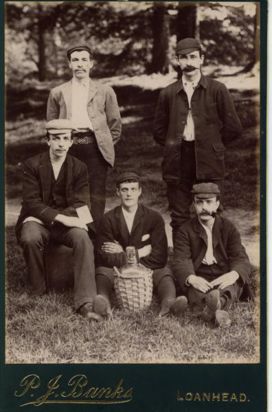 Workers Day Out c.1900