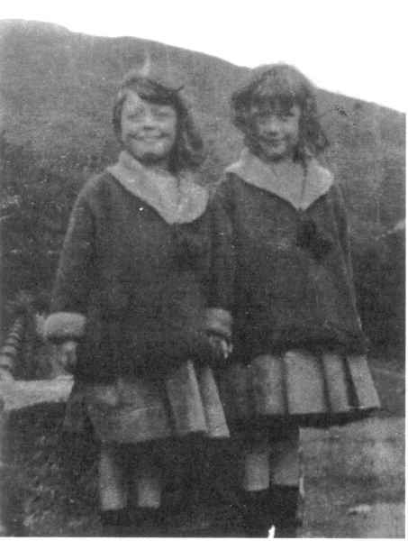 Two Young Sisters, early 1920s