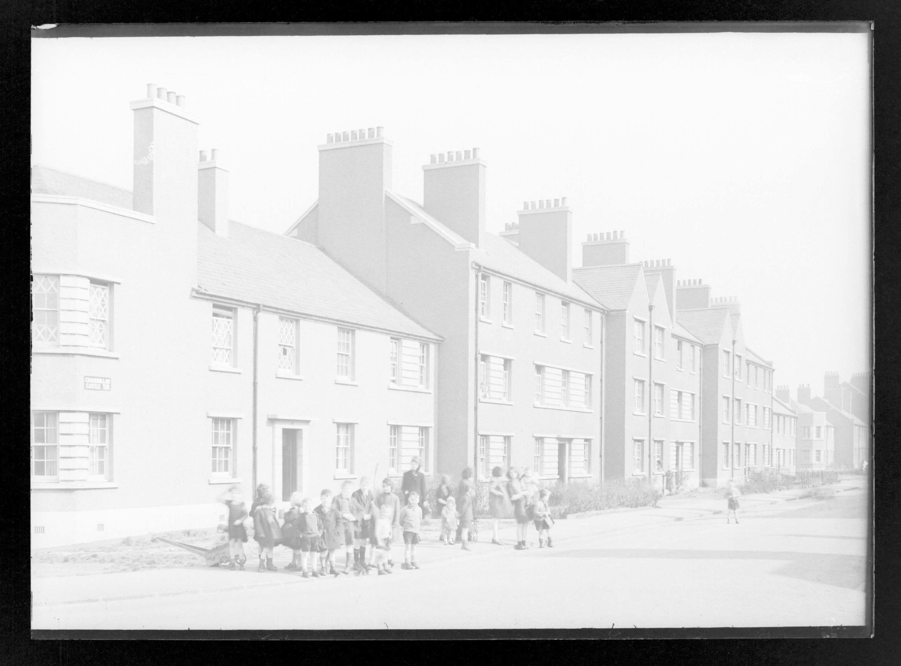 Craigmillar Castle Terrace