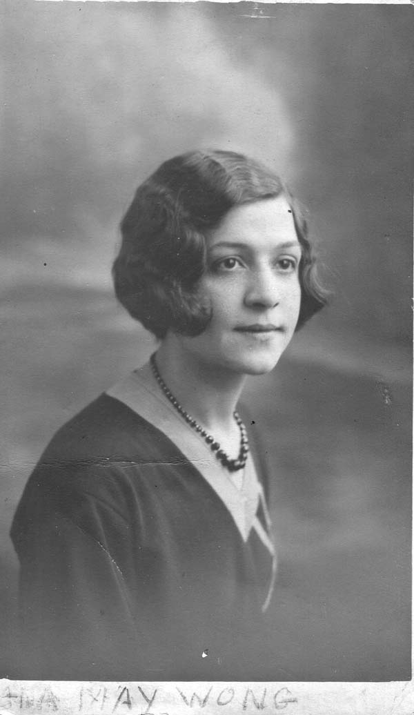 Studio Portrait Young Woman c.1930