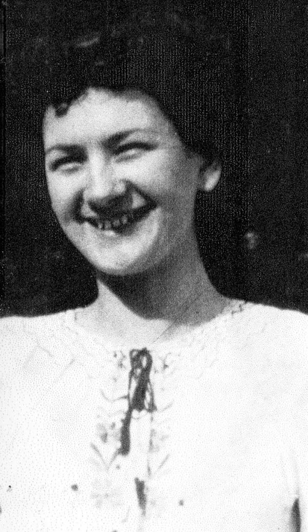 Portrait Young Woman 1938