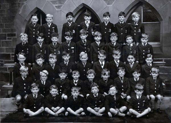 James Gillespie Primary School Class Portrait, September 1951