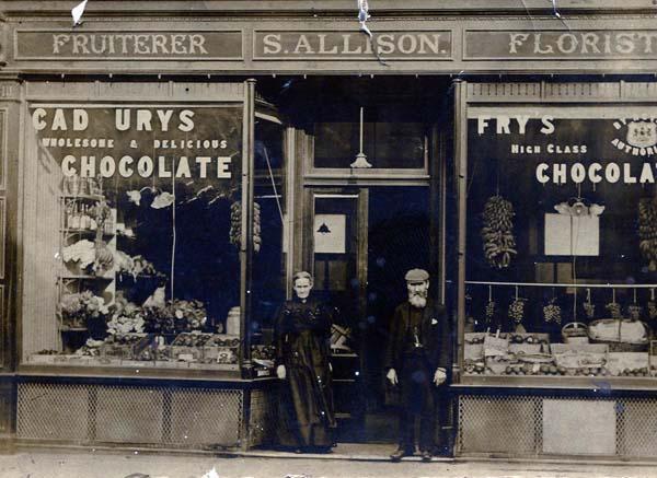 Grocery Shop c.1870