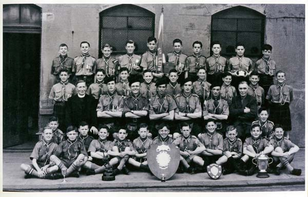 6th Leith Scouts c.1949
