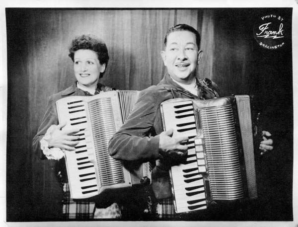 Mackenzie Reid and Dorothy 1950s