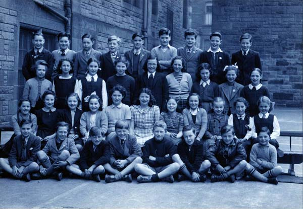 Bruntsfield Primary School Class Portrait  1949