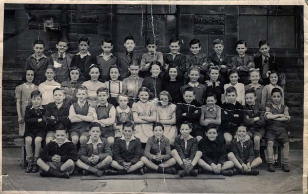 Couper Street School Primary Seven Class 1946