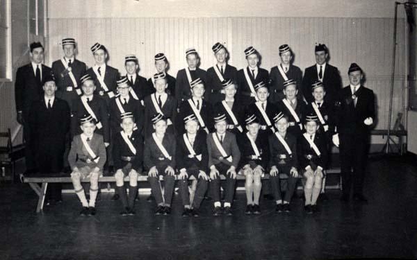21st Leith Boys Brigade c.1950
