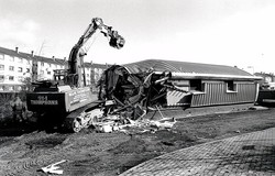 Cyber Cafe Demolition