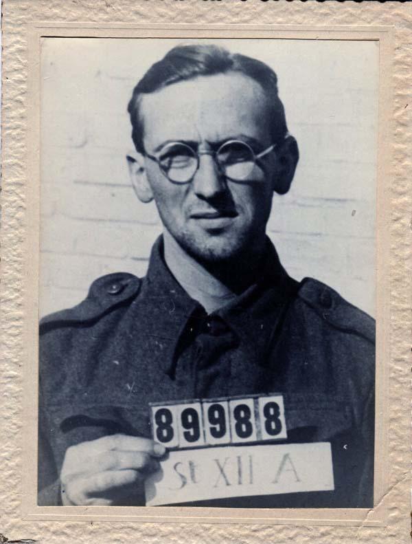 Prisoner 89988, Stalag XIIA, Limburg 1940s