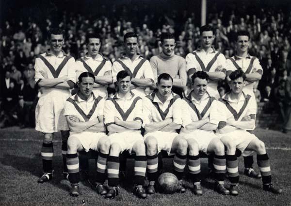 Airdrie Football Club 1951