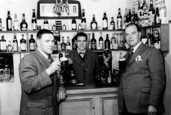 At The Bar On Holiday 1950