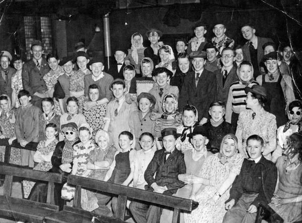 1st Leith Boys Brigade Fundraising Concert c.1948