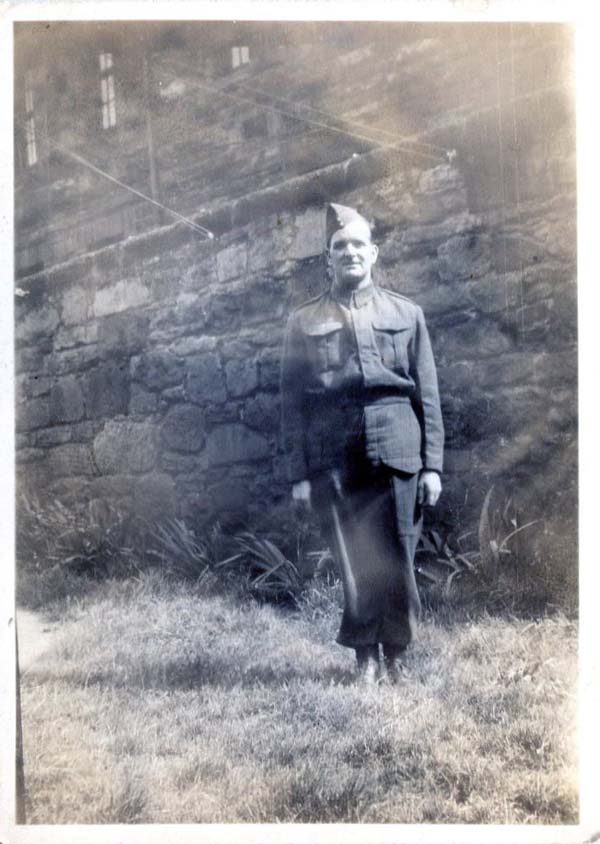 Soldier Of The Home Guard c.1943