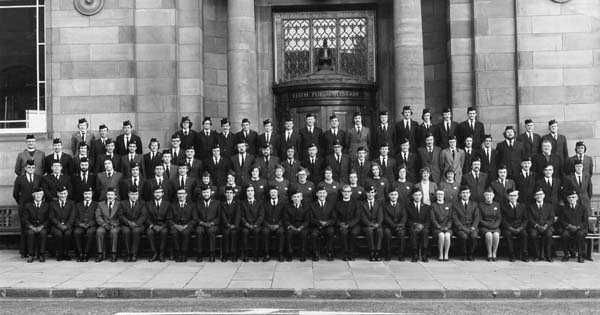 Boys Brigade Leith Battalion 1983