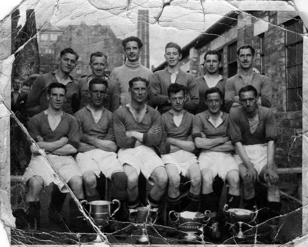 Unidentified Leith Football Team 1941/42