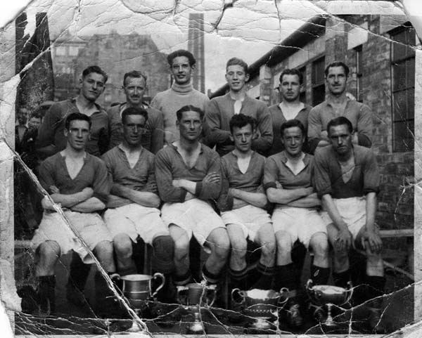 Unidentified Leith Football Team 1941/42