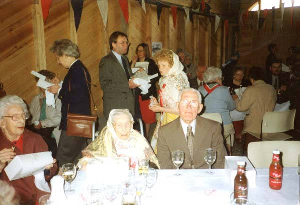 Attendees At The Opening Of The Newhaven Heritage Museum 1994
