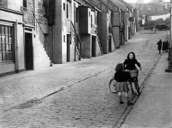 New Lane, Newhaven 1950s