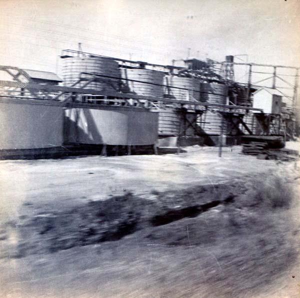 Industrial Or Agricultural Plant, Boer War 1899-1902