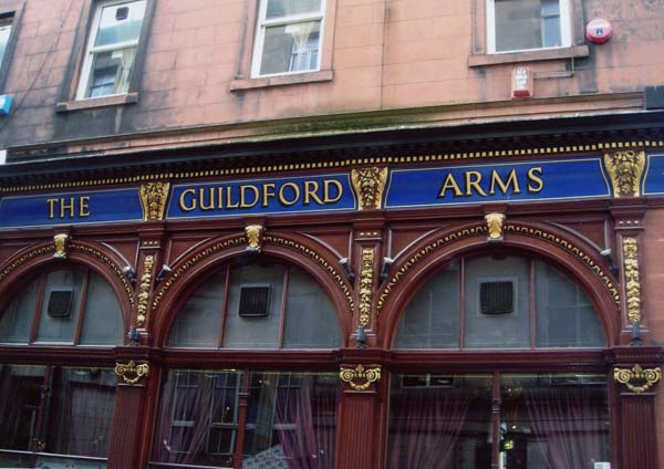 The Guildford Arms 1999