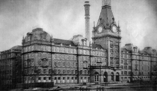 Chancelot Flour Mill 1920s