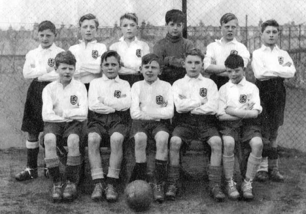 North And East Leith Primary Schools Football Team c.1946