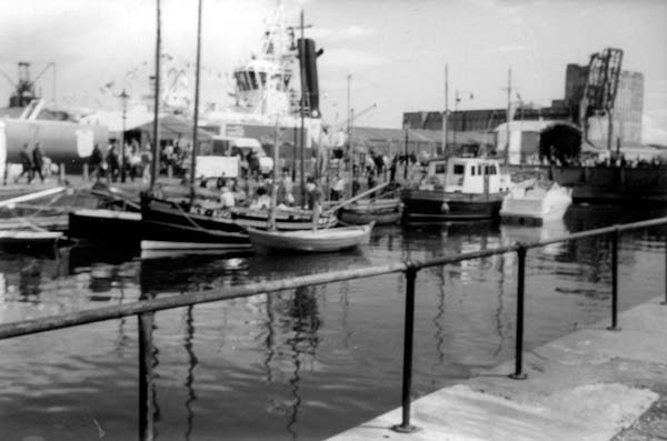 Leith Pageant At The Docks 1980s
