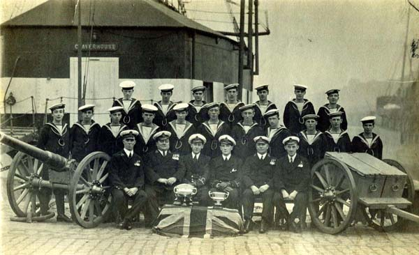 Royal Navy Volunteer Reserves, HMS Claverhouse 1924