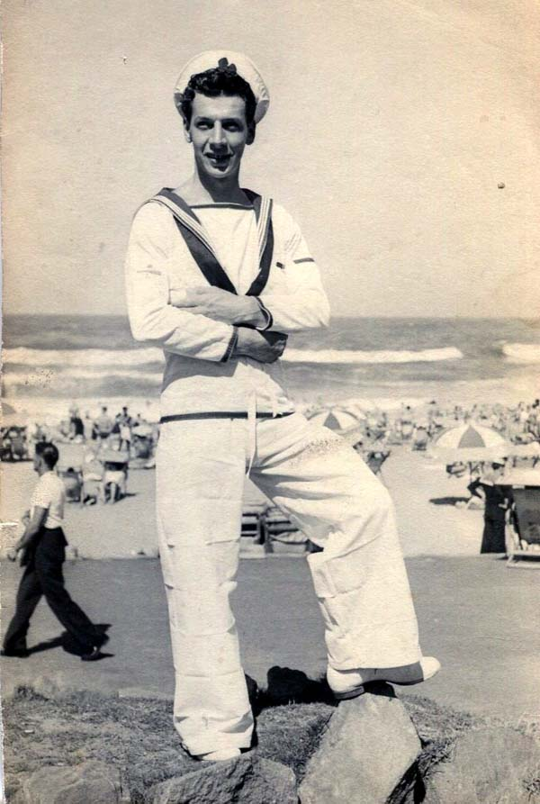 Sailor Off-Duty c.1942