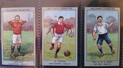 Cigarette Cards 1909-10