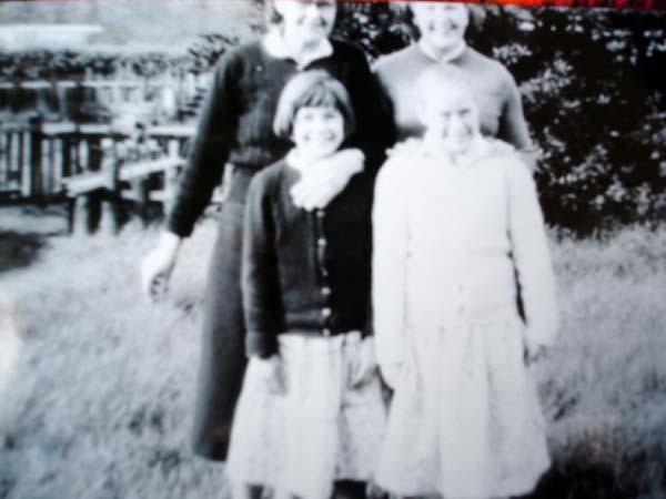 Family Snap c.1958