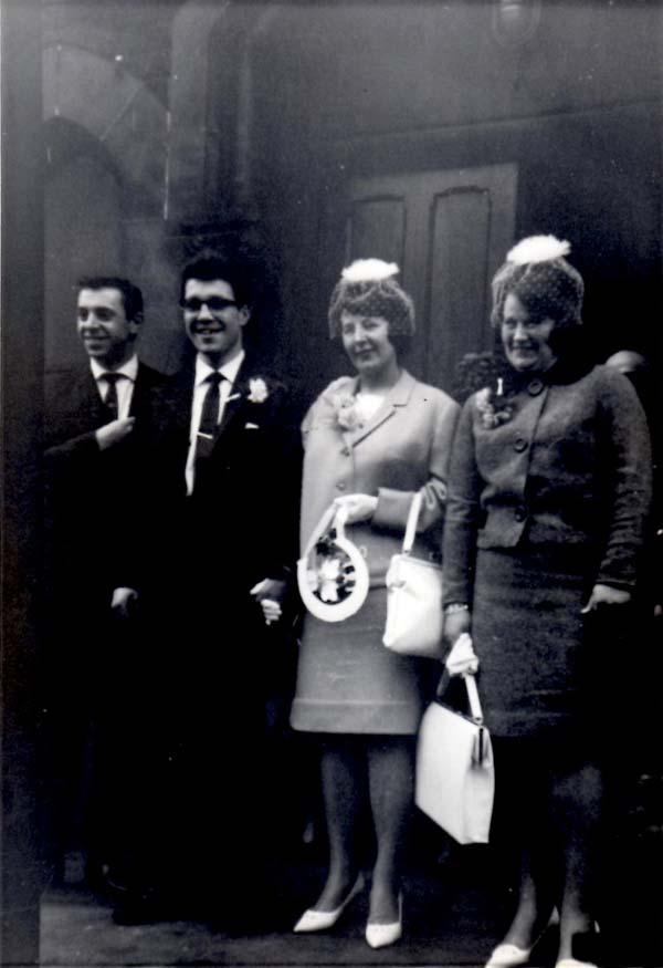 Just Married, 6th March 1965