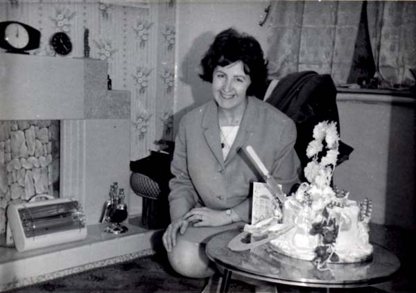 Bride Just Married Back At Home, 6th March 1965