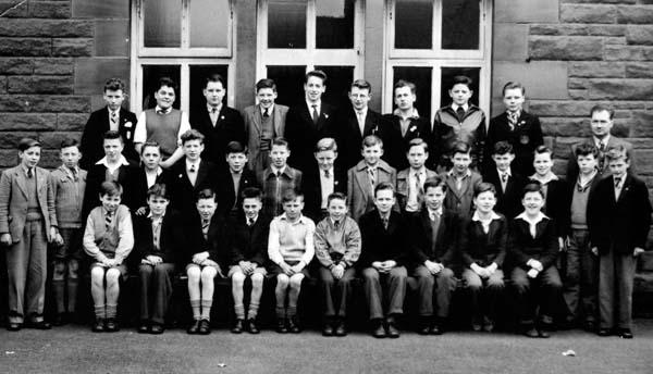 David Kilpatrick School, Class 3T1, 1957