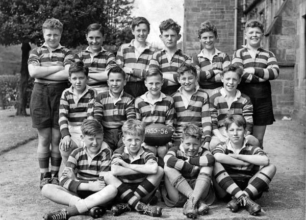 Portobello High School Rugby Team 1955/56