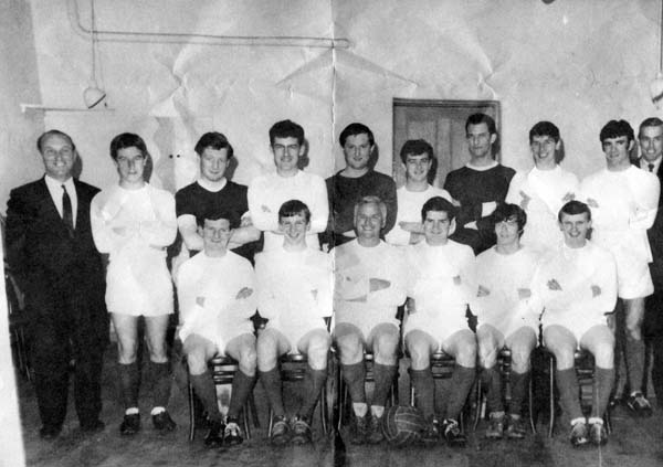 Links United Football Club Team, early 1960s