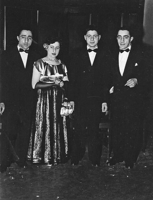The Miele Family c.1950