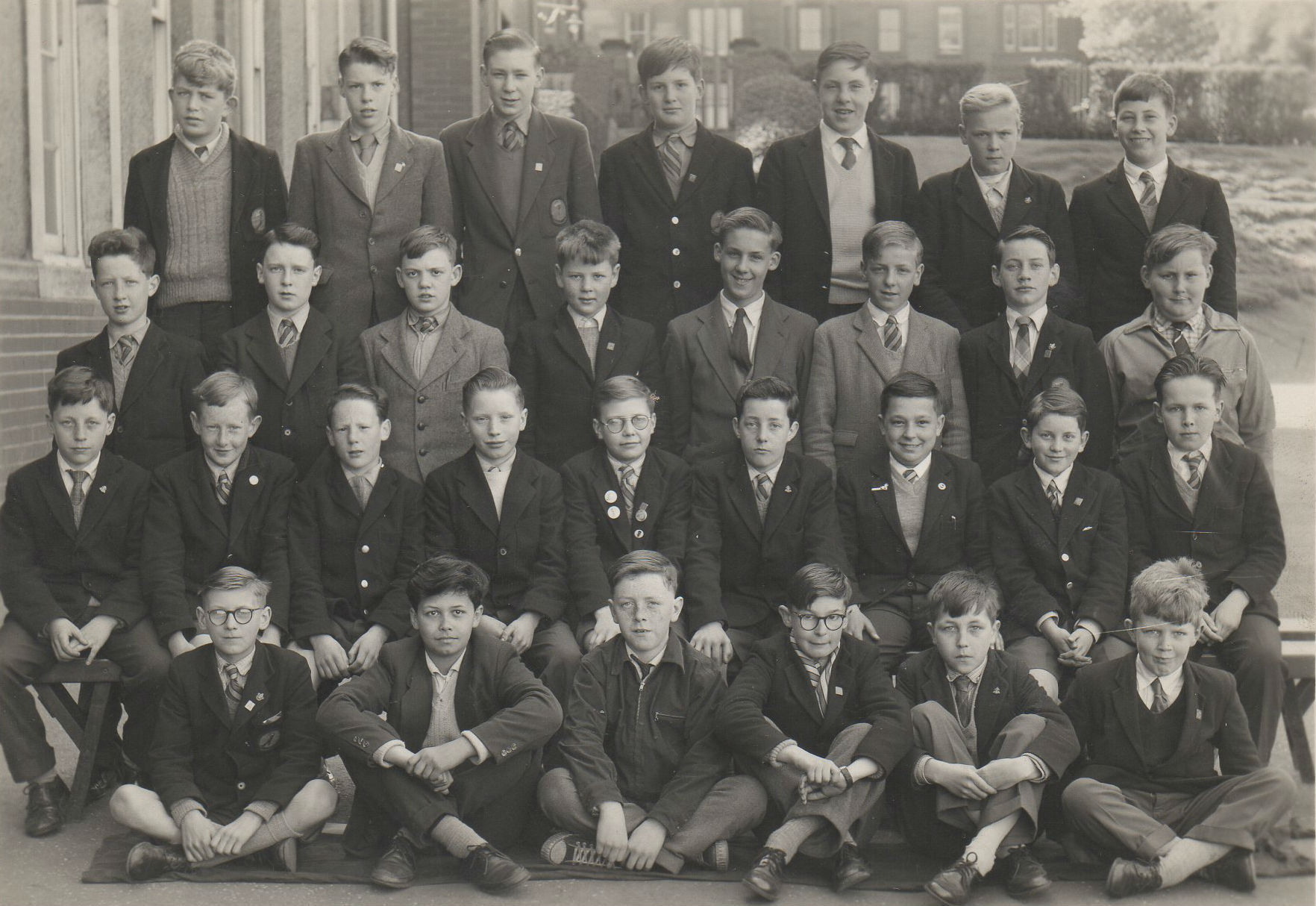 Alastair W. Forbes - School Photograph