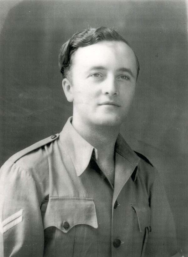 Portrait Corporal Of The Royal Air Force c.1945