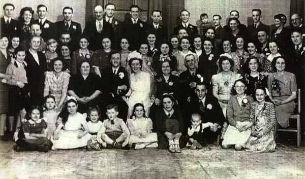 Wedding Portrait 1948