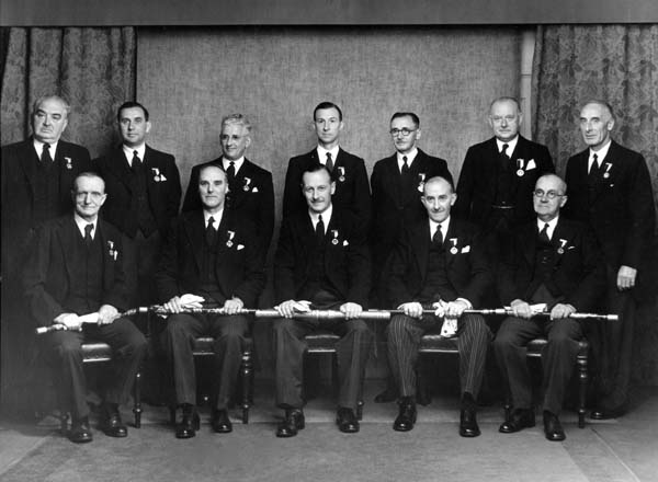 High Constables Of Edinburgh 1949