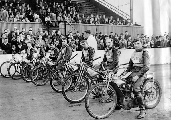 Monarchs Speedway Team 1964