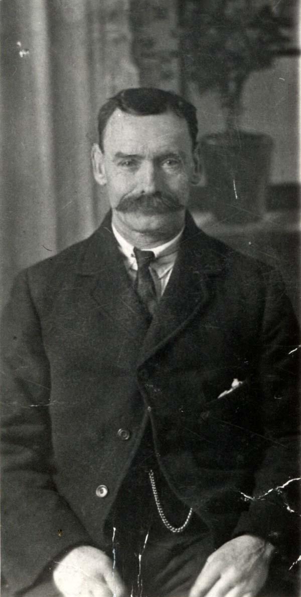 Portrait Of A Man 1910s
